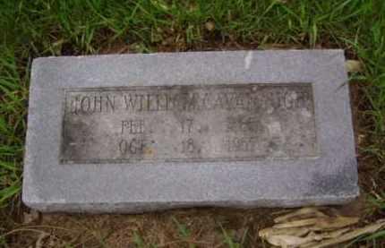 CAVANAUGH, JOHN WILLIAM - Minnehaha County, South Dakota | JOHN WILLIAM CAVANAUGH - South Dakota Gravestone Photos