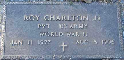 CHARLTON, ROY JR. - Minnehaha County, South Dakota | ROY JR. CHARLTON - South Dakota Gravestone Photos