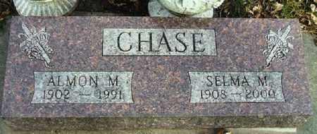CHASE, ALMON M. - Minnehaha County, South Dakota | ALMON M. CHASE - South Dakota Gravestone Photos