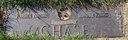 CHASE, EARL - Minnehaha County, South Dakota | EARL CHASE - South Dakota Gravestone Photos