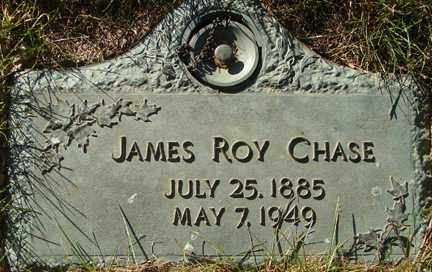 CHASE, JMAES ROY - Minnehaha County, South Dakota | JMAES ROY CHASE - South Dakota Gravestone Photos