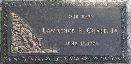 CHASE, LAWRENCE R. JR. - Minnehaha County, South Dakota | LAWRENCE R. JR. CHASE - South Dakota Gravestone Photos