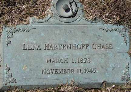 CHASE, LENA - Minnehaha County, South Dakota | LENA CHASE - South Dakota Gravestone Photos