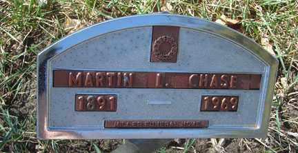 CHASE, MARTIN I. - Minnehaha County, South Dakota | MARTIN I. CHASE - South Dakota Gravestone Photos
