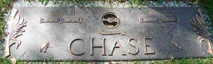 CHASE, IDA - Minnehaha County, South Dakota | IDA CHASE - South Dakota Gravestone Photos