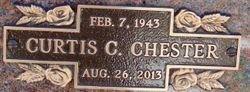 CHESTER, CURTIS C. - Minnehaha County, South Dakota | CURTIS C. CHESTER - South Dakota Gravestone Photos