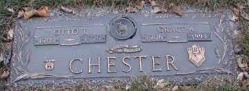 CHESTER, OTTO - Minnehaha County, South Dakota | OTTO CHESTER - South Dakota Gravestone Photos