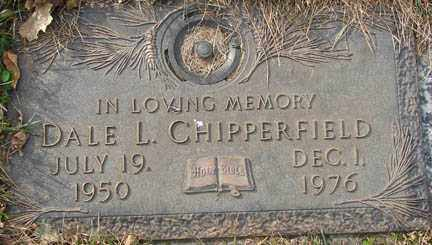 CHIPPERFIELD, DALE  L. - Minnehaha County, South Dakota | DALE  L. CHIPPERFIELD - South Dakota Gravestone Photos