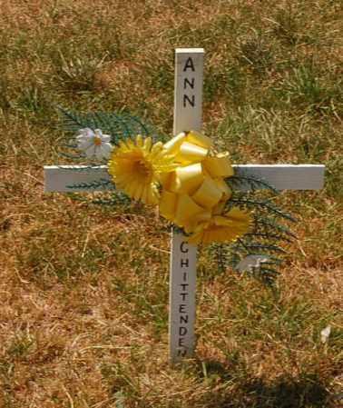 CHITTENDEN, ANN - Minnehaha County, South Dakota | ANN CHITTENDEN - South Dakota Gravestone Photos