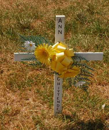 CHITTENDEN, ANN - Minnehaha County, South Dakota   ANN CHITTENDEN - South Dakota Gravestone Photos