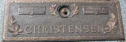 CHRISTENSEN, OTHELLA BERNICE - Minnehaha County, South Dakota | OTHELLA BERNICE CHRISTENSEN - South Dakota Gravestone Photos