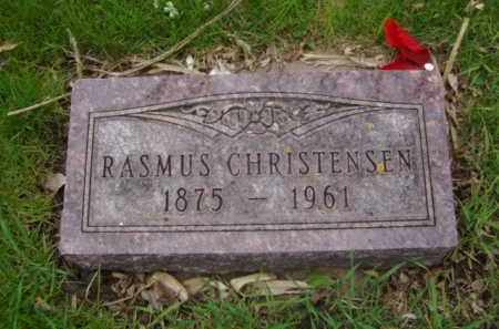 CHRISTENSEN, RASMUS - Minnehaha County, South Dakota | RASMUS CHRISTENSEN - South Dakota Gravestone Photos