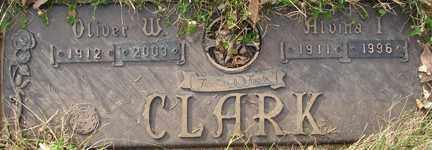 CLARK, ALVINA I. - Minnehaha County, South Dakota | ALVINA I. CLARK - South Dakota Gravestone Photos