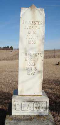 CLARK, MARGARET - Minnehaha County, South Dakota   MARGARET CLARK - South Dakota Gravestone Photos