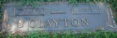 CLAYTON, WILLIAM - Minnehaha County, South Dakota | WILLIAM CLAYTON - South Dakota Gravestone Photos