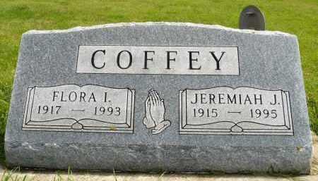 COFFEY, FLORA I. - Minnehaha County, South Dakota | FLORA I. COFFEY - South Dakota Gravestone Photos