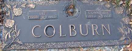 COLBURN, LEE - Minnehaha County, South Dakota | LEE COLBURN - South Dakota Gravestone Photos