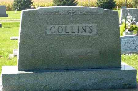 COLLINS, FAMILY STONE - Minnehaha County, South Dakota | FAMILY STONE COLLINS - South Dakota Gravestone Photos