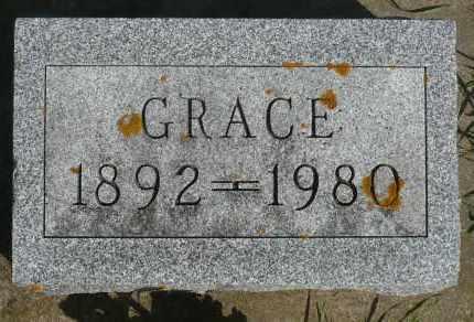COLLINS, GRACE - Minnehaha County, South Dakota   GRACE COLLINS - South Dakota Gravestone Photos