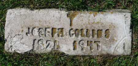 COLLINS, JOSEPH - Minnehaha County, South Dakota   JOSEPH COLLINS - South Dakota Gravestone Photos