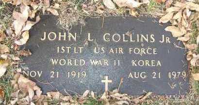 COLLINS, JOHN L. - Minnehaha County, South Dakota | JOHN L. COLLINS - South Dakota Gravestone Photos