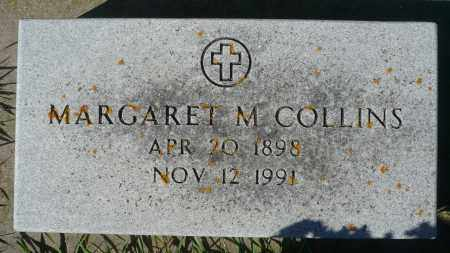 COLLINS, MARGARET M. - Minnehaha County, South Dakota | MARGARET M. COLLINS - South Dakota Gravestone Photos