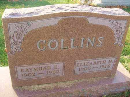 COLLINS, RAYMOND EDWARD - Minnehaha County, South Dakota | RAYMOND EDWARD COLLINS - South Dakota Gravestone Photos