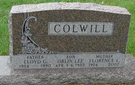 COLWILL, ORLIN LEE - Minnehaha County, South Dakota | ORLIN LEE COLWILL - South Dakota Gravestone Photos