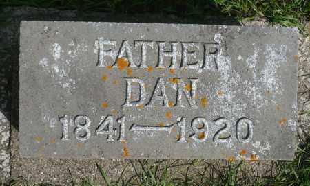 COTTER, DANIEL - Minnehaha County, South Dakota | DANIEL COTTER - South Dakota Gravestone Photos
