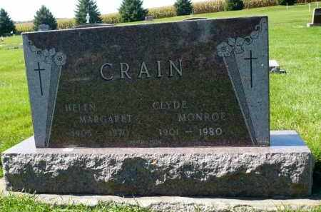 CRAIN, HELEN MARGARET - Minnehaha County, South Dakota | HELEN MARGARET CRAIN - South Dakota Gravestone Photos