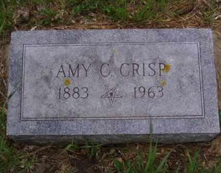 CRISP, AMY C. - Minnehaha County, South Dakota | AMY C. CRISP - South Dakota Gravestone Photos