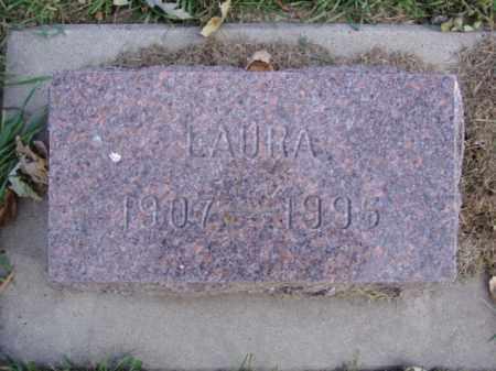 CROWELL, LAURA - Minnehaha County, South Dakota | LAURA CROWELL - South Dakota Gravestone Photos
