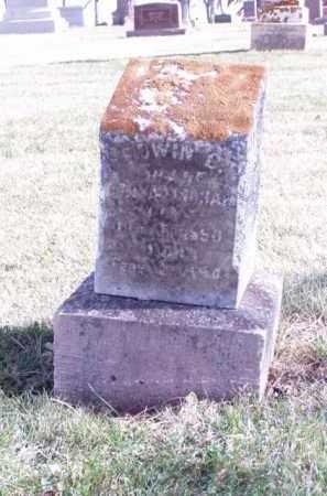 CUNNINGHAM, EDWIN B. - Minnehaha County, South Dakota | EDWIN B. CUNNINGHAM - South Dakota Gravestone Photos