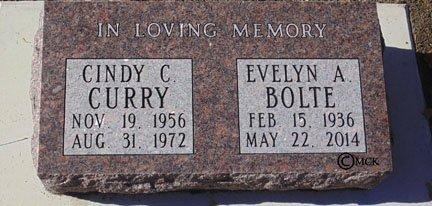 BOLTE, EVELYN A. - Minnehaha County, South Dakota | EVELYN A. BOLTE - South Dakota Gravestone Photos