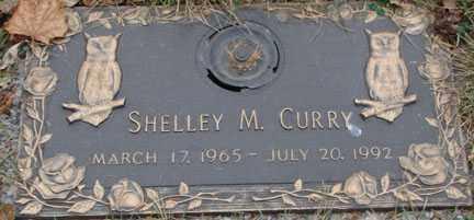 CURRY, SHELLEY M. - Minnehaha County, South Dakota   SHELLEY M. CURRY - South Dakota Gravestone Photos