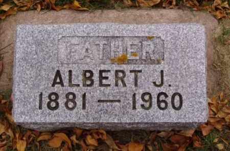 DAGGETT, ALBERT J. - Minnehaha County, South Dakota | ALBERT J. DAGGETT - South Dakota Gravestone Photos