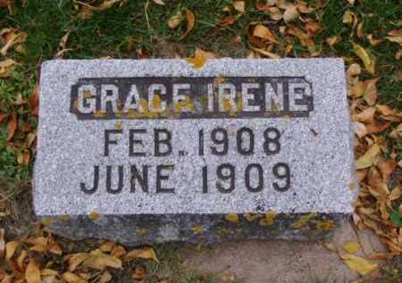 DAGGETT, GRACE IRENE - Minnehaha County, South Dakota | GRACE IRENE DAGGETT - South Dakota Gravestone Photos