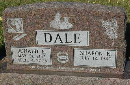 DALE, SHARON K. - Minnehaha County, South Dakota | SHARON K. DALE - South Dakota Gravestone Photos