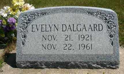 DALGAARD, EVELYN - Minnehaha County, South Dakota | EVELYN DALGAARD - South Dakota Gravestone Photos