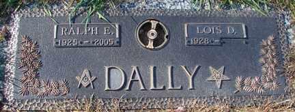 DALLY, LOIS D. - Minnehaha County, South Dakota   LOIS D. DALLY - South Dakota Gravestone Photos