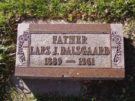 DALSGAARD, LARS J. - Minnehaha County, South Dakota | LARS J. DALSGAARD - South Dakota Gravestone Photos