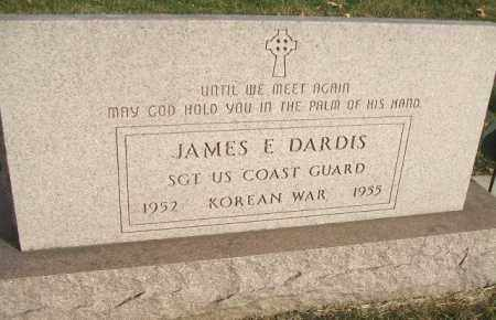 DARDIS, JAMES E. (KOREAN) - Minnehaha County, South Dakota | JAMES E. (KOREAN) DARDIS - South Dakota Gravestone Photos