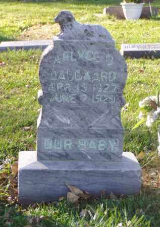 DAUGAARD, ARLYCE DORETTA - Minnehaha County, South Dakota | ARLYCE DORETTA DAUGAARD - South Dakota Gravestone Photos