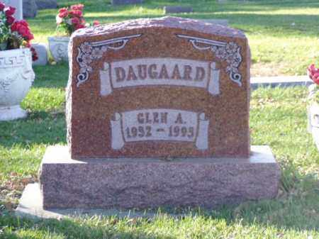 DAUGAARD, GLEN ARNOLD - Minnehaha County, South Dakota   GLEN ARNOLD DAUGAARD - South Dakota Gravestone Photos