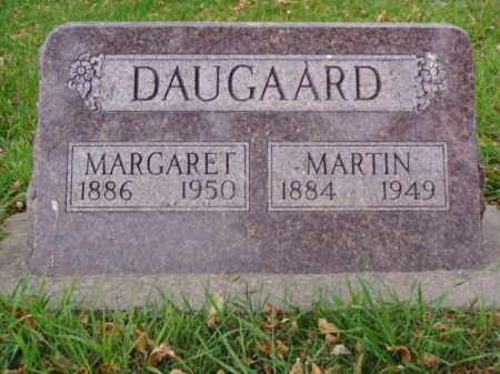 DAUGAARD, MARGARET - Minnehaha County, South Dakota | MARGARET DAUGAARD - South Dakota Gravestone Photos