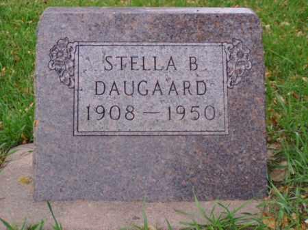 DAUGAARD, STELLA B. - Minnehaha County, South Dakota | STELLA B. DAUGAARD - South Dakota Gravestone Photos