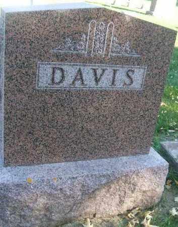 DAVIS, FAMILY STONE - Minnehaha County, South Dakota | FAMILY STONE DAVIS - South Dakota Gravestone Photos