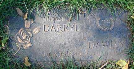 DAWLEY, DARRYL L. - Minnehaha County, South Dakota | DARRYL L. DAWLEY - South Dakota Gravestone Photos