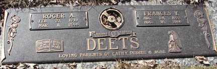 DEETS, ROGER AULD - Minnehaha County, South Dakota | ROGER AULD DEETS - South Dakota Gravestone Photos