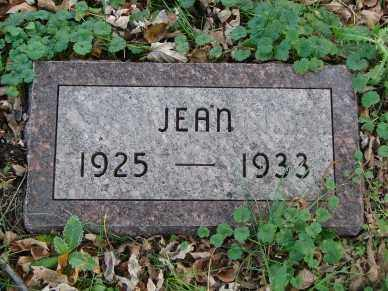 DERELINGER, JEAN - Minnehaha County, South Dakota | JEAN DERELINGER - South Dakota Gravestone Photos
